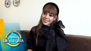 Gambar cover ¡Danna Paola y New Hope Club grabaron juntos un tema que promete ser un éxito! | Venga La Alegría