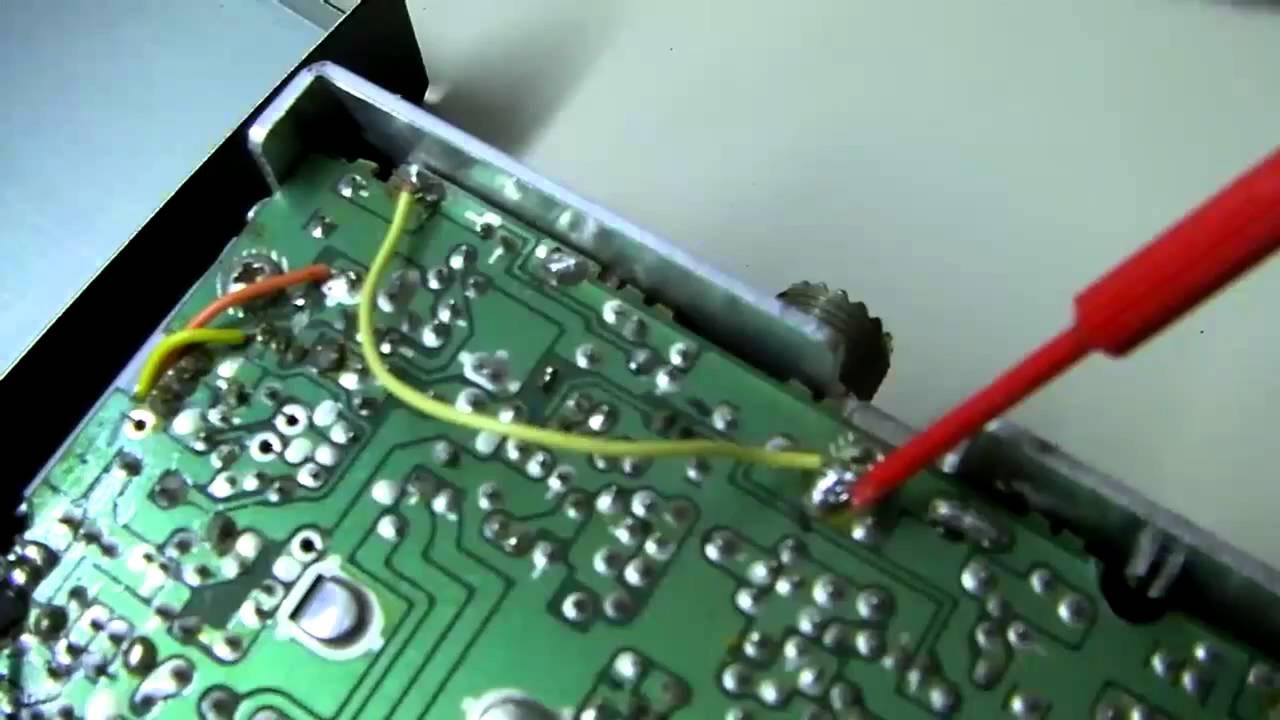 Magnum UTB-1 Universal Talkback Board CB Radio Overview and Install ...