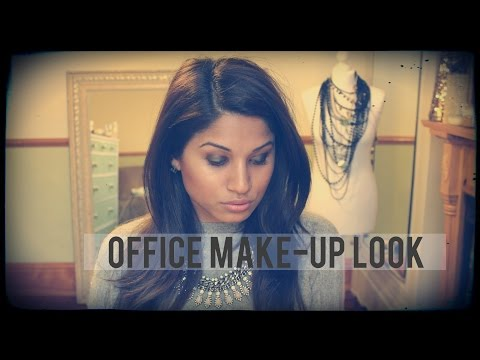 My Everyday 'Office' Make-Up Look