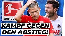 Bundesliga eng wie nie: Wer steigt ab?! |Vorschau |Teil 1/3