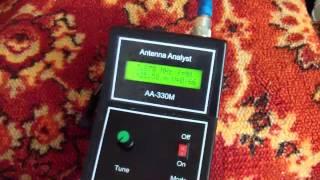 Антенний аналізатор АА 330