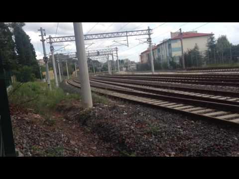 Adapazarı-İstanbul(pendik) İzmit istasyonu çıkış (Turkish railways)  railway station