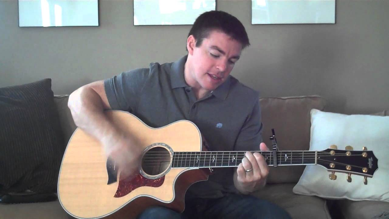 how to play guitar easy way
