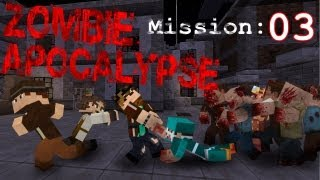 Zombie Apocalypse By Hypixel: Missions Three And Four!