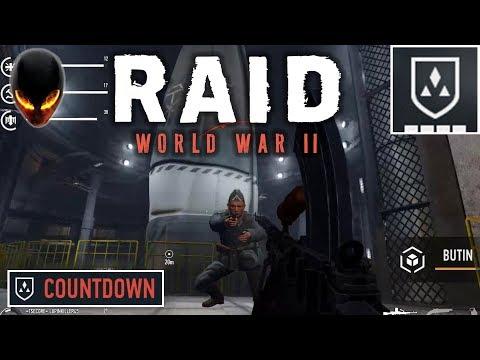 RAID World War II Countdown VERY HARD That will suffice Achievement