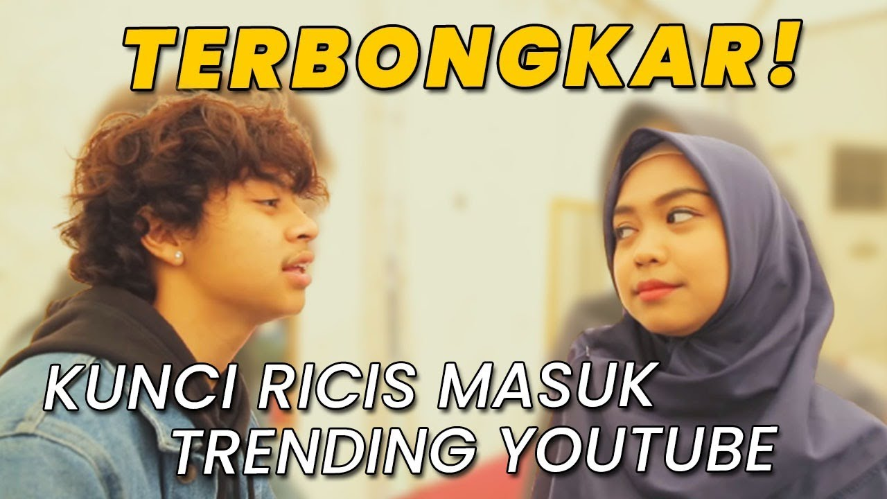 MAKSA Colabs Youtubers No-1 Indonesia RIA RICIS