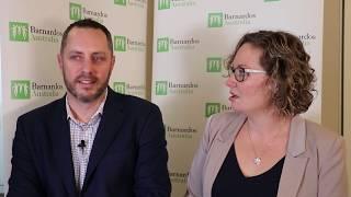 Meet David and Tara: Barnardos Foster Carers
