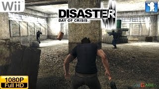 Disaster: Day Of Crisis - Wii Gameplay 1080p (Dolphin GC/Wii Emulator)