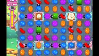 Candy Crush Saga Level 906 (No booster, 3 Stars)