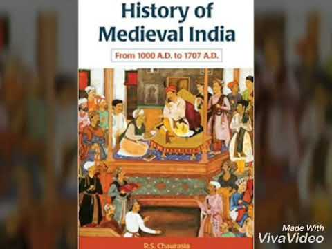 Medieval Indian History Recommended books For UPSC_ IAS and UGC NET_ SET _EXAMS