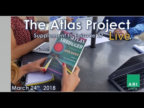 The Atlas Project Live: Supplement to Episode 27