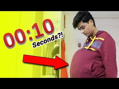 Lose Fat In 10 Seconds?