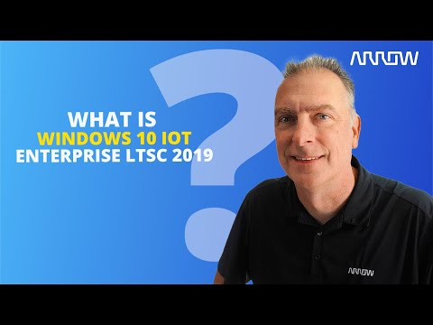 Get started with Windows 10 IoT Enterprise LTSC 2019