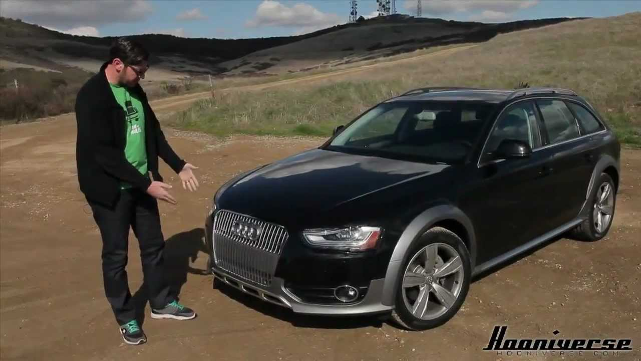 2013 Audi Allroad Off Road Review Youtube