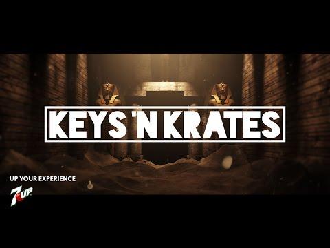 Keys N Krates - Hypnotik (Official Video)