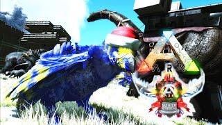 方舟:生存進化『聖誕老老迅猛龍』ARK: Winter Wonderland 聖誕節特輯 Pt 1