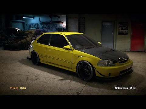 download video need for speed 2015 honda civic type r. Black Bedroom Furniture Sets. Home Design Ideas