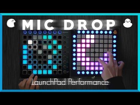 [YamYamY x KOGI] BTS (방탄소년단) - MIC Drop (Feat. Desiigner) (Steve Aoki Remix)//LaunchPad PRO vs MK2