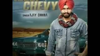 Muchh Jatt Dyi  Nelli Chevy New Song Ajay Chhina  Live In Amritsar