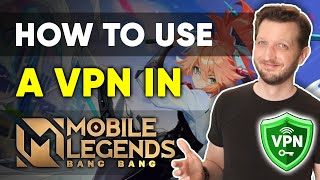 How to use VPN in Mobile Legends ► VPN Your Way To Victory 🏆 screenshot 4