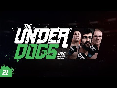 EA SPORTS UFC Mobile. The Underdogs #21