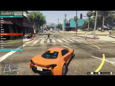 GTA 5 Online Mod Menu 1 37 MENYOO! MONEY + RP! UNDETECTED [PC] [1 37