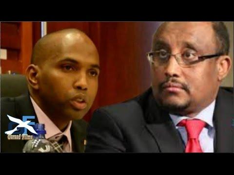 Cabdi wali Gaas oo ka Hadlay Aragtidiisa ku aadan Raiisal Wasaaraha Cusub ee Somalia Xasan Kheyre