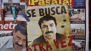 Мексика выдала США наркобарона Эль Чапо (новости)
