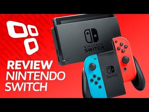 Nintendo Switch - Review - TecMundo Games