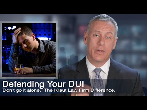 Los Angeles DUI Law Firm, Kraut Law Group