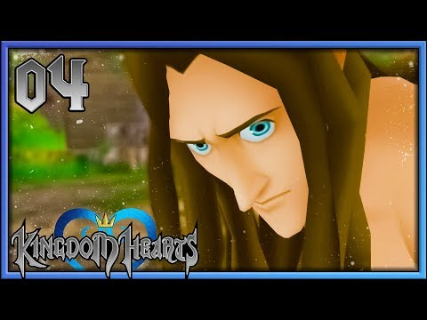 KINGDOM HEARTS 1 HD : Tarzan de la Jungle ! #04