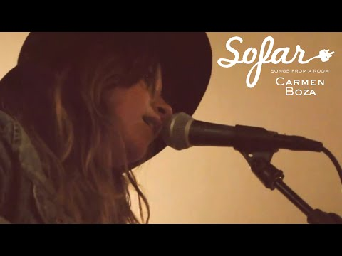 Carmen Boza - Octubre | Sofar Madrid