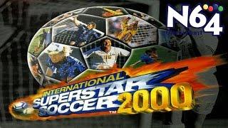 International Superstar Soccer 2000 - Nintendo 64 Review - HD