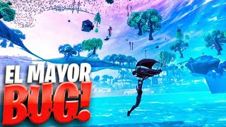 I GET CAUGHT UNDER THE MAP!! **FORTNITE'S BIGGEST BUG** ...