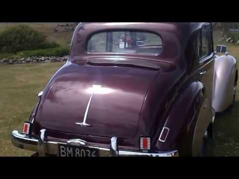 1954 Alvis Greylady - Waimak Classic Cars - New Zealand