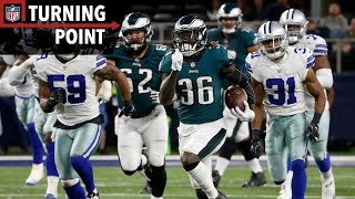 Jay Ajayi Helps Eagles Fly Past the Cowboys (Week 11)   NFL Turning Point