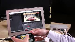Capture iPhone and iPad Game Footage with the Lightning to HDMI Connector and a Blackmagic Intensity