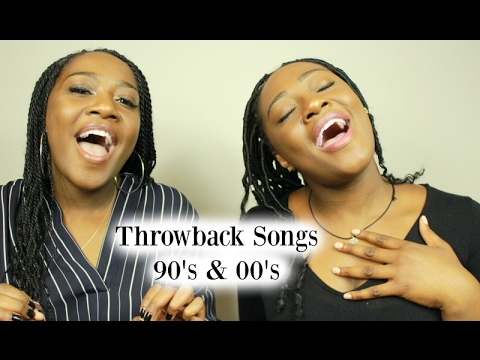 TWIN SISTER HARMONIZING CHALLENGE!| Throwback Songs!!