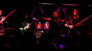 Cyclic Enigma - Serpents (en vivo) - Comandancia Metal