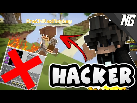 LAWAN HACKER ! - Minecraft Eggwars Indonesia #3