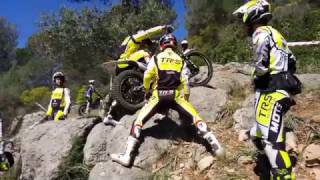 Trial Mancor de la Vall 2017, Mallorca, Campeonato de España