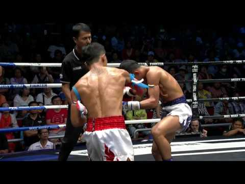 KNOCKOUT!!!! Shot 02| Muay Thai Fighter March8th 2017