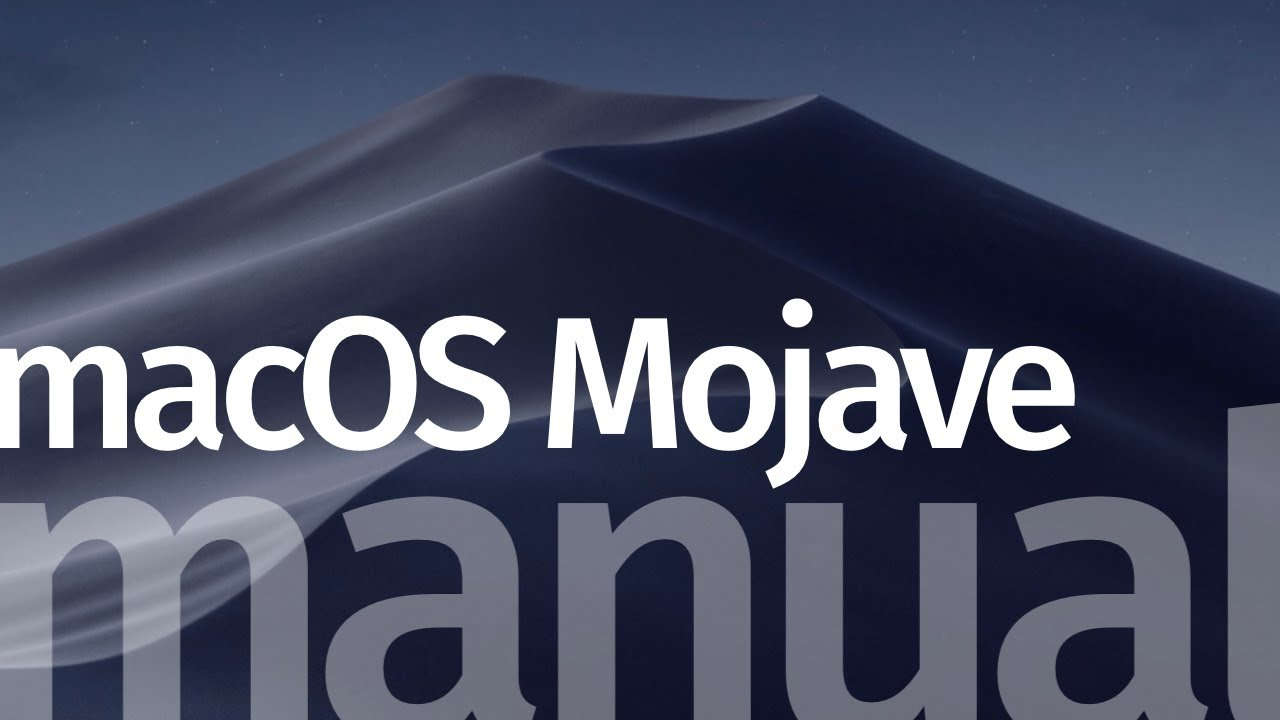 How to Download, Install & Set Up macOS Mojave