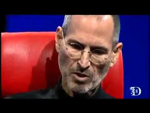 news editorials are more important than blogging - steve jobs
