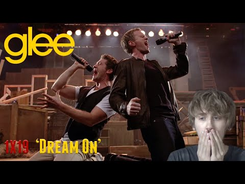 Glee Season 1 Episode 19 - 'Dream On' Reaction