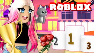 Winning In Fashion Famous! What I Wore Will Shock You! Wengie Plays Roblox