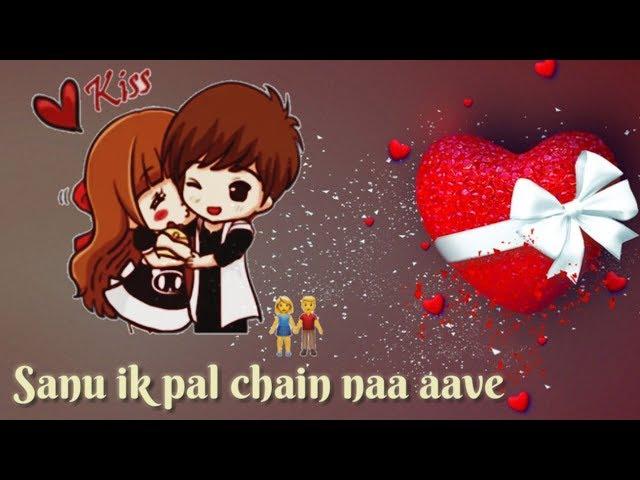 Sanu Ek Pal Chain | Raid | Romantic Whatsapp Status | Lovely Watsapp status
