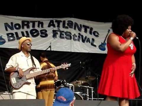 Nora Jean Wallace - Nabf 2012 - Koko taylor Tribute
