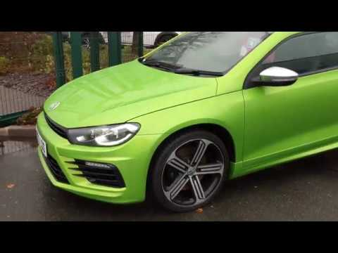 A Closer Look at the Volkswagen Scirocco R | The Car People