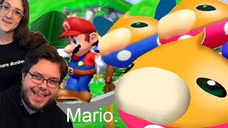 Super Mario Dunkshine